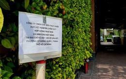 Ông chủ Món Huế đã bàn giao mặt bằng tại trụ sở chính trên đường Võ Văn Kiệt