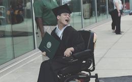 Sở hữu 2 bằng đại học, du học sinh Việt bại não tại Mỹ: Tôi chỉ là một người bình thường và sở hữu thêm 'khuyết tật' mà thôi