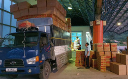 Khai khống 1.500 thùng mỳ ăn liền xuất khẩu