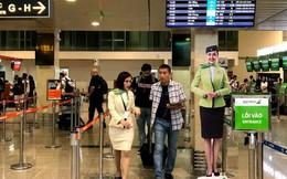Sân bay Tân Sơn Nhất ra sao khi không có loa thông báo?