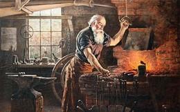 Người thợ rèn có biệt tài 'sửa mũ cho vua, nhổ gai cho hổ' và bài học kinh doanh cho các công ty 'phất lên' nhờ vận may