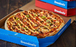 Domino's đang thua trong trận chiến pizza?