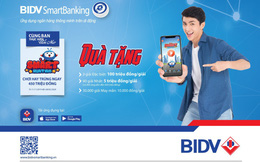 Trúng thưởng đến 450 triệu đồng với Game Smart Hunting trên BIDV SmartBanking
