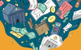 Ngân hàng trên thế giới kiếm tiền từ đâu?