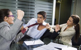 Nghệ thuật cãi nhau với đồng nghiệp ở chốn công sở