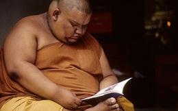 Thái Lan đau đầu vì các nhà sư càng ngày càng béo