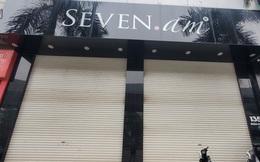 Sau bê bối cắt mác Trung Quốc gắn mác Việt, cửa hàng SEVEN.am Hà Nội đóng cửa im lìm