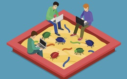 """Chiếc """"hộp cát Sandbox"""" của quyền CEO ABBank: Trong sandbox tha hồ sáng tạo, ngoài sandbox liên tục cải tiến để nuôi doanh số, đây là 2 team đối lập nhưng luôn phải song hành!"""