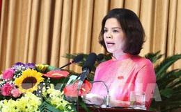 Bắc Ninh có nữ Chủ tịch tỉnh đầu tiên từ khi thành lập tỉnh