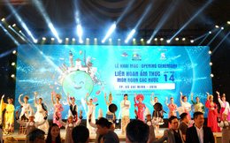 """Liên hoan ẩm thực món ngon các nước lần thứ 14 – """"Việt Nam – Bếp ăn của thế giới"""": Cơ hội trải nghiệm ẩm thực khắp châu Á chỉ trong một vài giờ"""