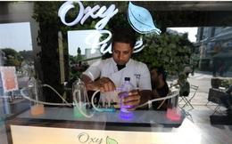 Cao thủ không bằng tranh thủ: Người đàn ông mở quán bar kinh doanh khí Oxy sạch giữa lúc cả thành phố bị ô nhiễm trầm trọng