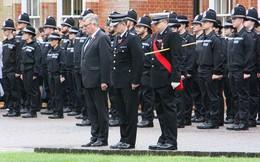 Cảnh sát Anh tổ chức lễ mặc niệm 39 người chết trong container