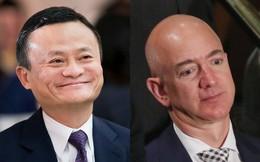 Thương mại điện tử chững lại, Amazon lao đao nhưng doanh thu của Alibaba vẫn tăng 40%, ông trùm SoftBank được an ủi