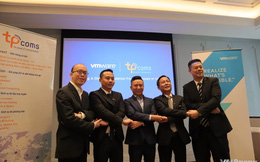 Hãng công nghệ phần mềm hàng đầu trên sàn chứng khoán New York bắt tay một doanh nghiệp Việt thúc đẩy ứng dụng đám mây và số hóa tại Việt Nam