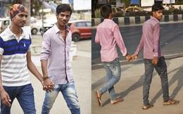 Vì sao đàn ông Ấn Độ thường nắm tay nhau mỗi khi ra đường?