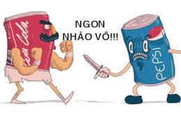 Vì sao Coca-Cola ra đời trước nhưng lại không thể kiện Pepsi  tội ăn cắp sáng chế còn Pepsi lại không thể cáo buộc Coca-Cola vi phạm bản quyền?