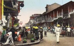 Chợ Sắt Hải Phòng: Vang bóng một thời