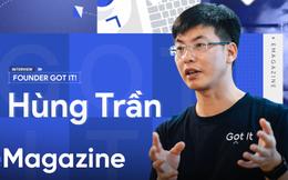 """Người Việt mời được """"Bố già Silicon Valley"""" đầu quân cho mình: """"Nếu giữ tốc độ hiện tại, 5 năm nữa công ty tôi sẽ vượt mức tỷ đô"""""""