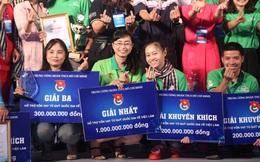 Vượt qua 28 đối thủ, dự án Bột rau sấy lạnh của startup Nguyễn Ngọc Hương về nhất cuộc thi Dự án khởi nghiệp sáng tạo thanh niên nông thôn 2019