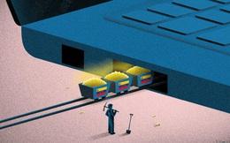 Tiền thành đống giấy lộn, người dân Venezuela đào vàng trong game để giao dịch