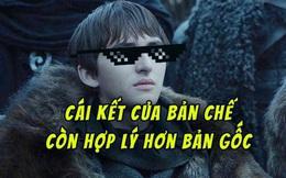 """Anh YouTuber tự chế cái kết """"cực thuyết phục"""" cho Game of Thrones, khán giả khen đỉnh hơn bản gốc nhiều"""