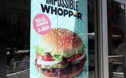 Burger King bị kiện vì làm hamburger chay trên vỉ nướng hamburger mặn