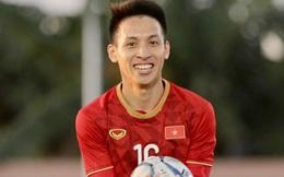 Cầu thủ U22 Việt Nam tái hiện màn ăn mừng ru con của huyền thoại Brazil tại World Cup, xứng đáng là ông bố của năm