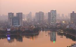 Bụi mịn ở Hà Nội ở ngưỡng có hại cho sức khỏe trong kỳ nghỉ cuối tuần