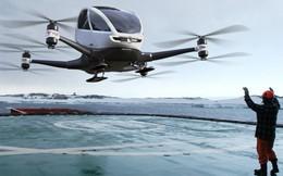 Hãng taxi bay đầu tiên của Trung Quốc nộp hồ sơ IPO tại Mỹ, đặt mục tiêu huy động được 100 triệu USD cho tham vọng vận tải bằng drone