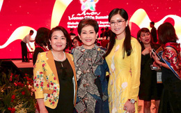 """Bà Lê Hồng Thủy Tiên - Tổng Giám Đốc IPPG được vinh danh """"Nữ Doanh nhân ASEAN 2019"""""""