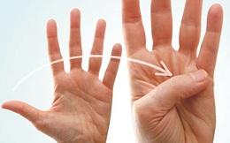 5 bài tập cải thiện vận động của bàn tay