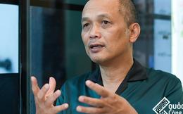 """Cựu CEO FPT Nguyễn Thành Nam: """"Các chuyên gia Smart City sao không phát rồ lên vì có cơ hội giải bài toán nước Sông Đà?"""""""