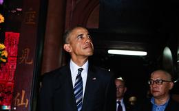 """Ở Hà Nội có bún chả Obama thì đêm qua Sài Gòn cũng đã có """"quán cơm Obama"""", do hai vợ chồng cựu tổng thống đích thân chỉ điểm đến ăn"""