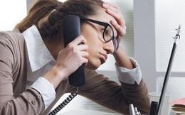 Gần phân nửa nhân viên ở Anh thỉnh thoảng lại giả vờ ốm vì quá căng thẳng