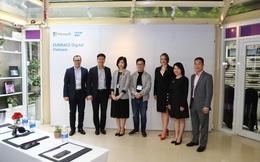 Microsoft bắt tay cùng SAP hỗ trợ doanh nghiệp Việt chuyển đổi số