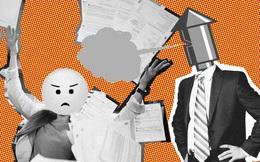 """8 câu nói """"thốt"""" ra từ miệng sếp sẽ bóp chết tương lai nhân viên"""