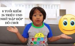 Top 10 YouTuber kiếm nhiều tiền nhất năm 2019: Tất cả tiếp tục thua một cậu bé 8 tuổi, thu nhập cao gấp đôi ông hoàng PewDiePie