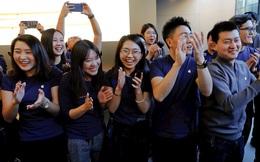 1 triệu người đang làm cho Amazon, Apple, Google và Facebook