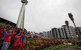 Bão Kammuri đổ bộ Philippines, đe dọa SEA Games 30