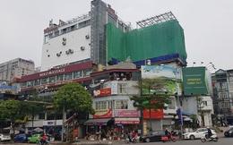 Trung tâm thương mại giữa Hà Nội làm 'chuồng cọp' khủng không phép