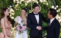 Nhã Phương giật mình trước câu nói của Trường Giang với chồng MC Hoàng Oanh