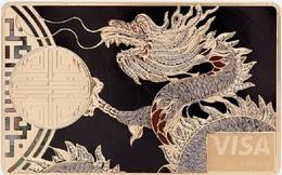 """Thẻ tín dụng dành riêng cho tỷ phú: Làm từ kim loại hiếm đã là """"xưa"""", đây là loại thẻ được thiết kế riêng, đúc từ vàng, chạm khắc kim cương và đá quý!"""