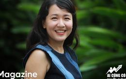 Lê Diệp Kiều Trang: Số mình có lẽ không có duyên làm thuê, đam mê lớn nhất bây giờ là các startup Việt Nam!