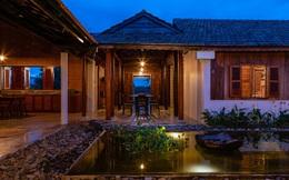 Mãn nhãn với ngôi nhà nội thất toàn bằng gỗ, như ốc đảo giữa nông thôn Việt Nam