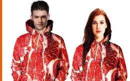 """""""Sốt"""" thời trang thịt lợn bán đầy rẫy trên mạng"""