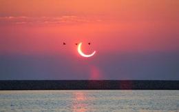 Cận cảnh hình ảnh tuyệt đẹp về nhật thực cuối cùng của thập kỷ trên khắp thế giới