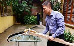 Kỹ sư tên lửa đi tìm lời giải về 'bí mật' chiếc nỏ thần An Dương Vương