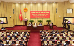 Hà Nội sáp nhập gần 400 thôn, tổ dân phố
