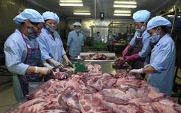 DN kinh doanh thịt lợn 'phát hoảng' vì giá thịt bán lẻ