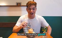 Vlogger nổi tiếng của Mỹ khen cà phê Việt Nam ngon nhất thế giới